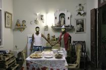 Hasan and Husain Essop, Last Supper in Havana, 2009. Courtesy the artists and Goodman Gallery.