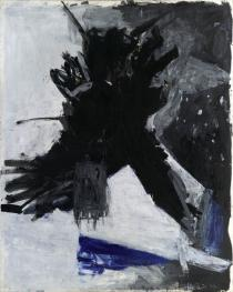 Georg Baselitz, Adler, 1977. Deutsche Bank Collection at the St�del Museum. � Georg Baselitz