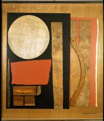 Louise Nevelson, Untitled, 1967. Deutsche Bank Collection