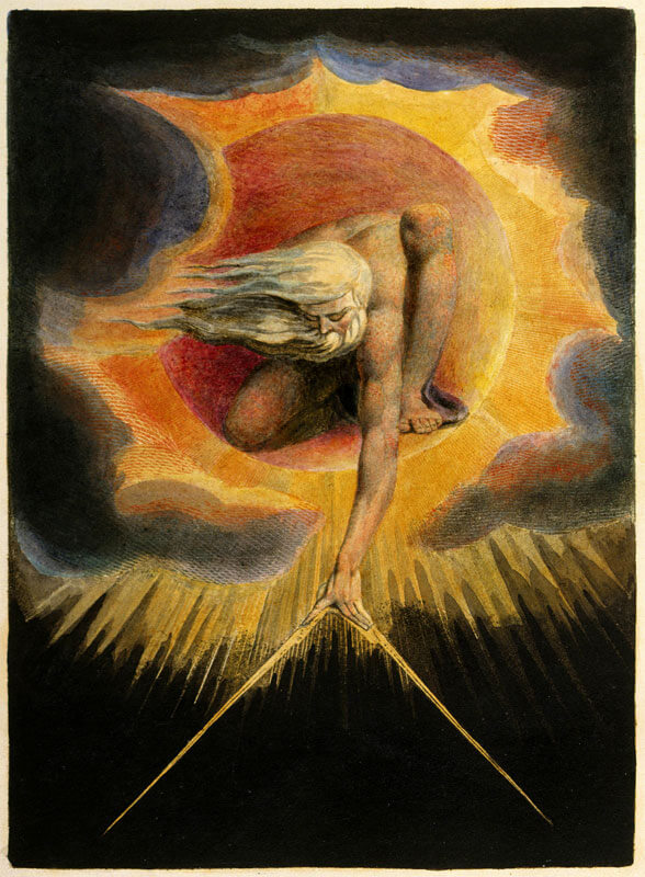 William Blake, Europe a Prophecy, 1794 (British Museum)