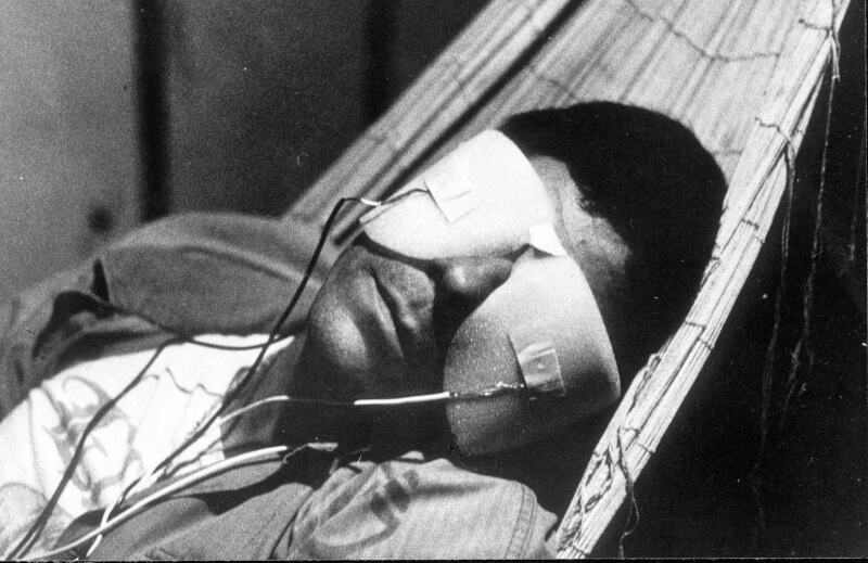 Chris Marker, La jetée, 1962 (video still)